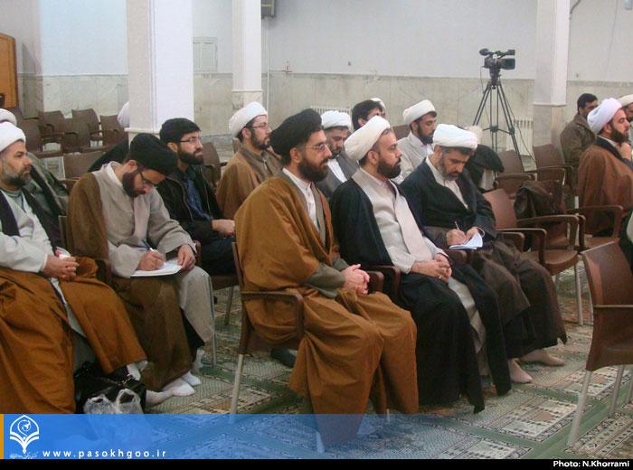 سلسله نشست های گزاره های کلامی امامیه در مسیر تاریخ(جلسه دوم)