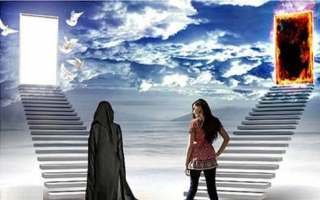 زنان جهنمی و زنان بهشتی
