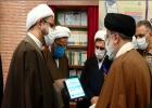 رونمایی از اپلیکیشن پاسخگو با حضور آیت الله رئسی، حجت الاسلام واعظی و حجت الاسلام مخدوم